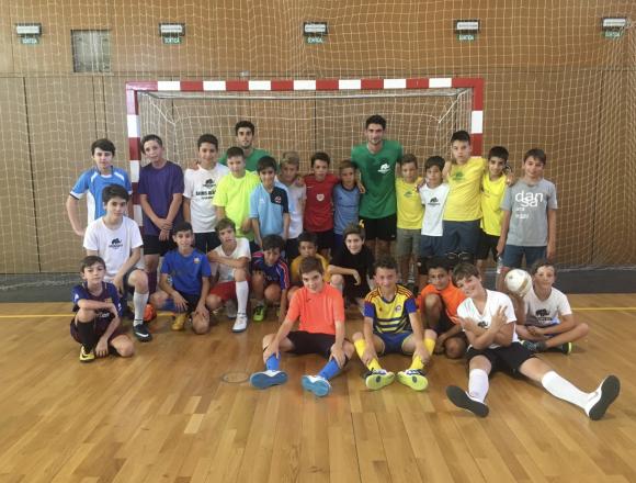 Nova edició del Campus de Futbol Sala Alp 2019