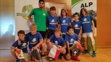 Setmana per recordar al Campus de Futbol Sala Alp 2019