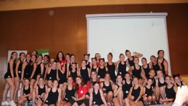 Un any més gran Campus de Rítmica Alp 2019